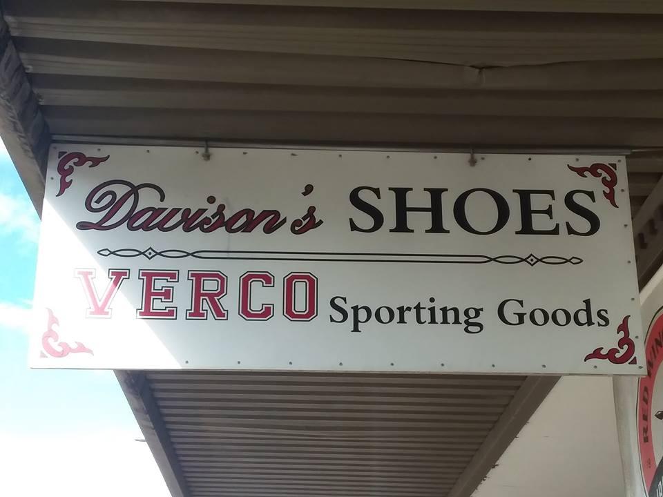 Davison Shoes/Verco Sporting Goods