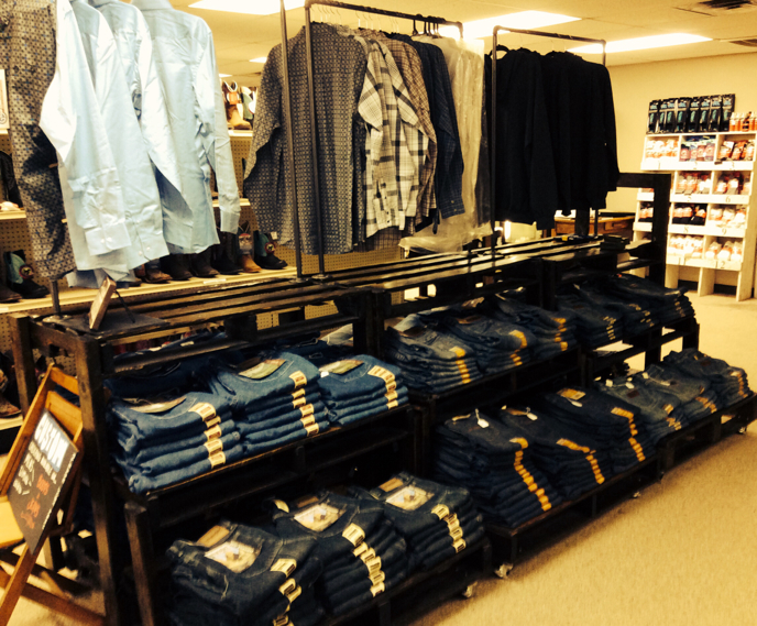 Clothing store supply
