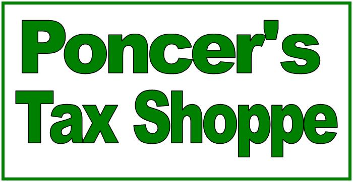 Poncer's Tax Shoppe