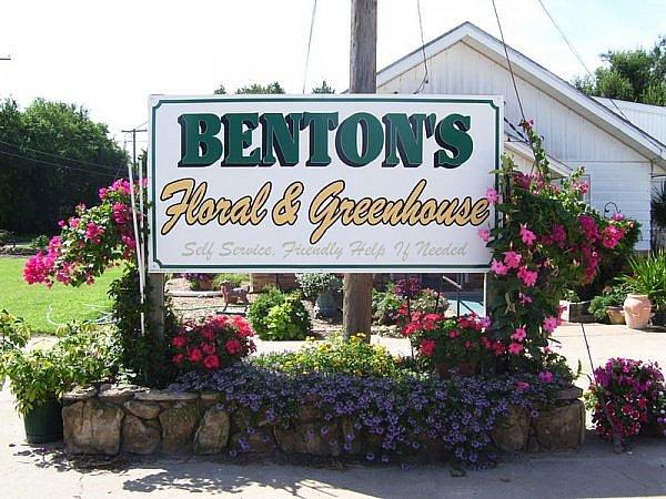 Benton's Greenhouse