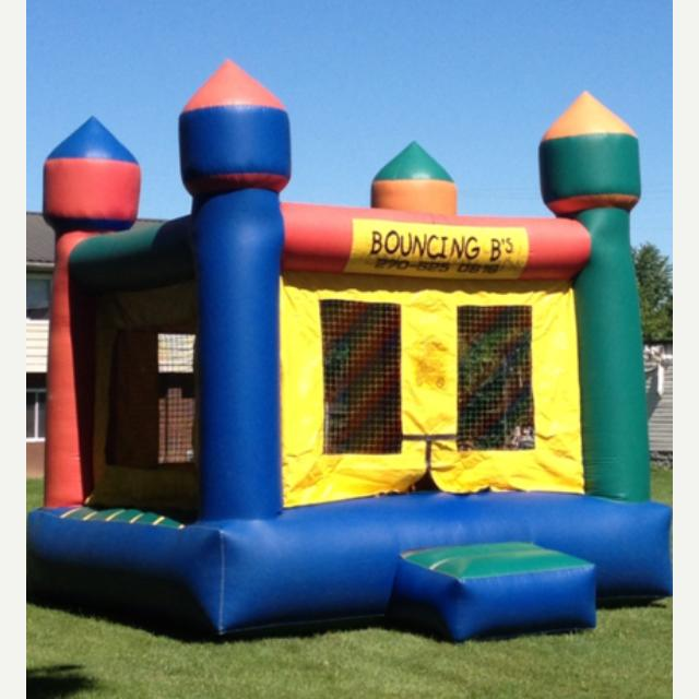 Bouncing B's Party Place