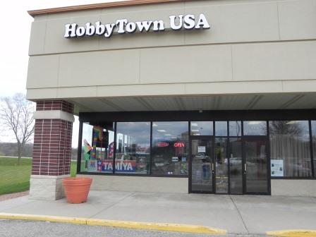 Hobbytown USA $15.00 Gift Certificate