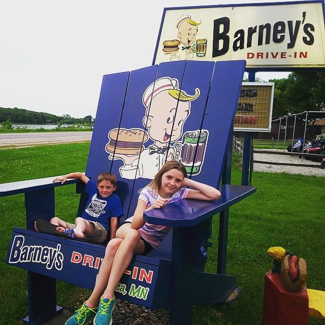 Barney's Drive In