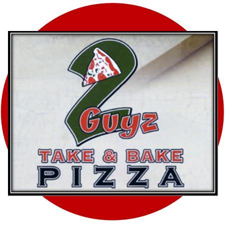 2 Guyz Take & Bake Pizza