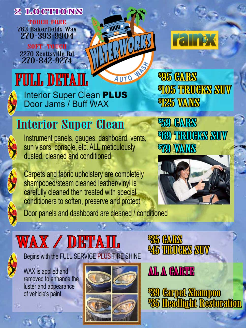 Best Car Wash In Bowling Green Ky