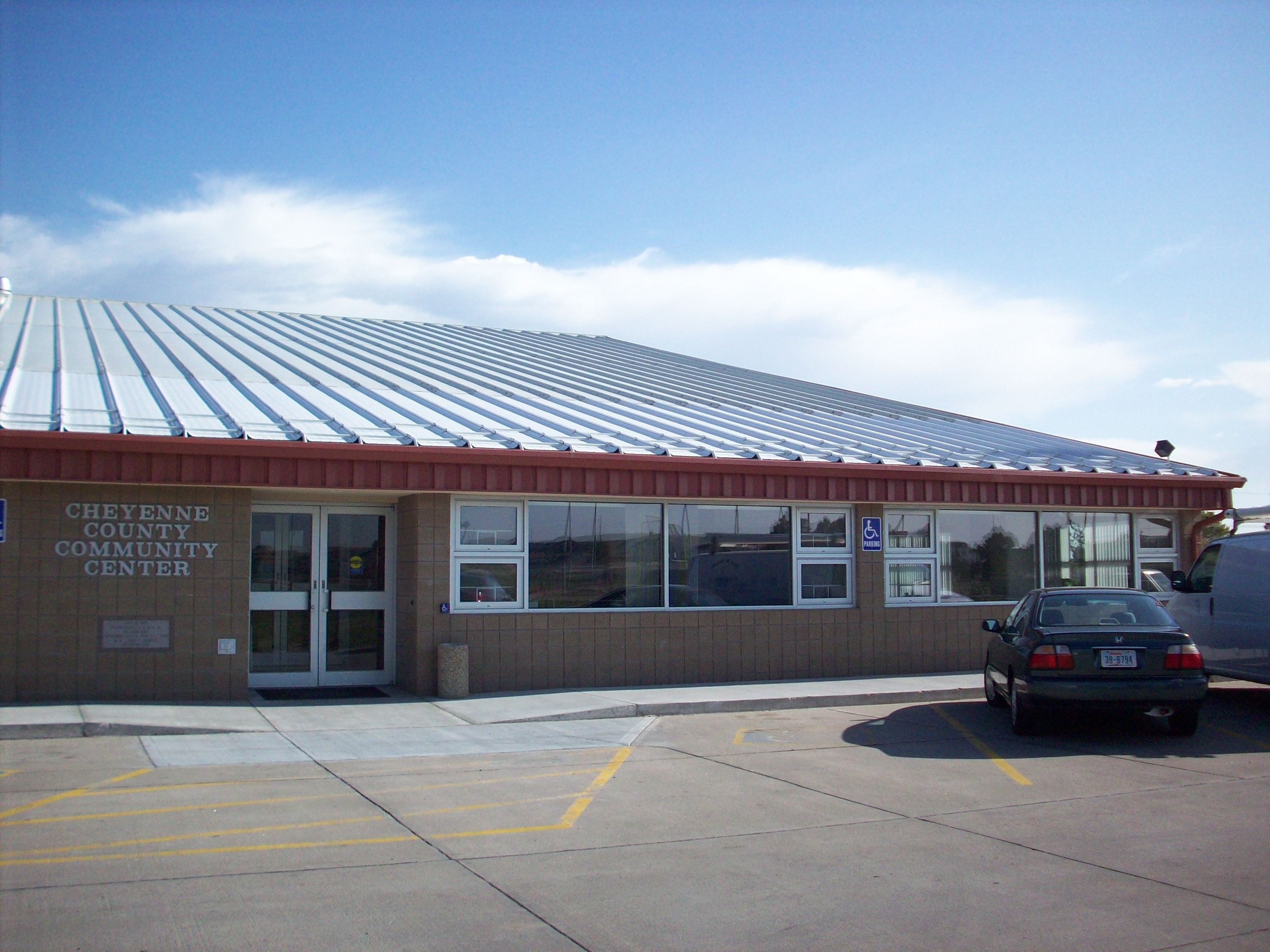Cheyenne County Community Center