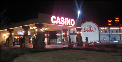 St joe frontier casino casino in altantic