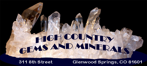 High Country Gems and Minerals