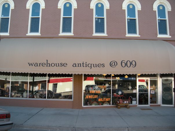 Warehouse Antiques @ 609