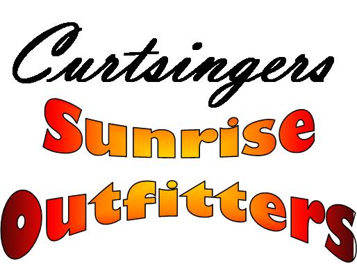 Curtsingers Sunrise Outfitters