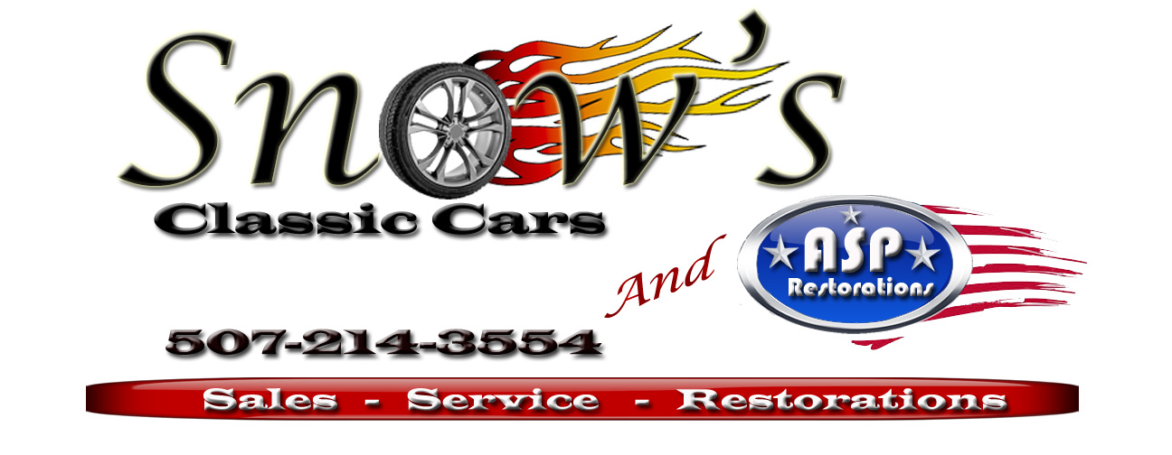 Snow's Classic Cars & ASP Restorations