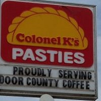 Colonel K's Pasties