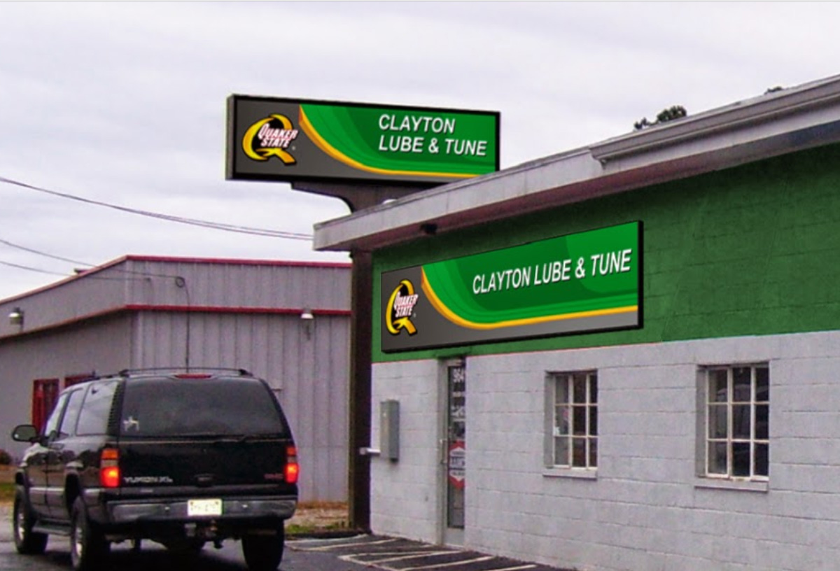 clayton lube and tune 63 gift certificate synthetic oil change