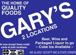 Gary's Quality Foods