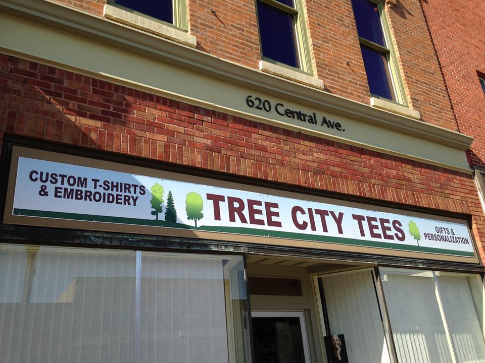 Tree City Tees