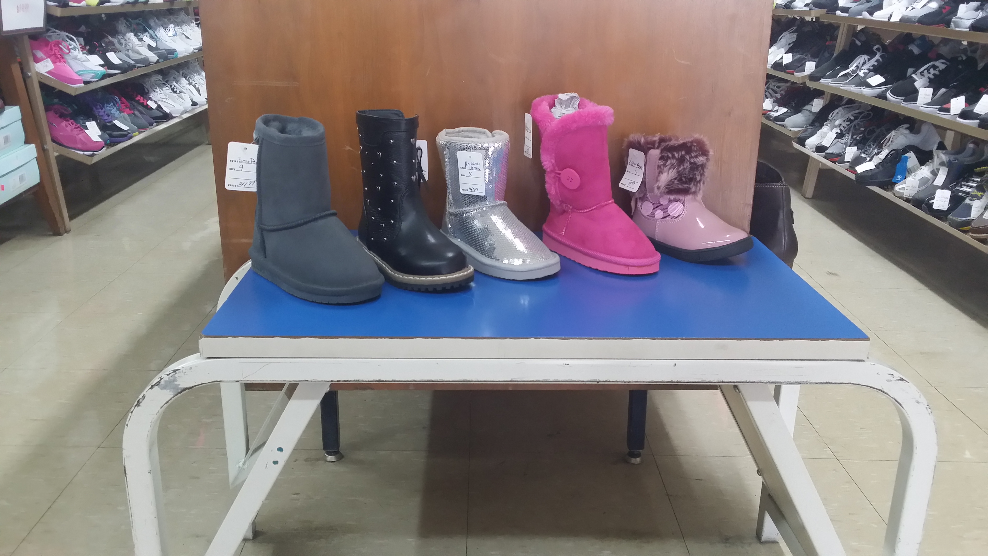 Polly S Shoes Danville Ky