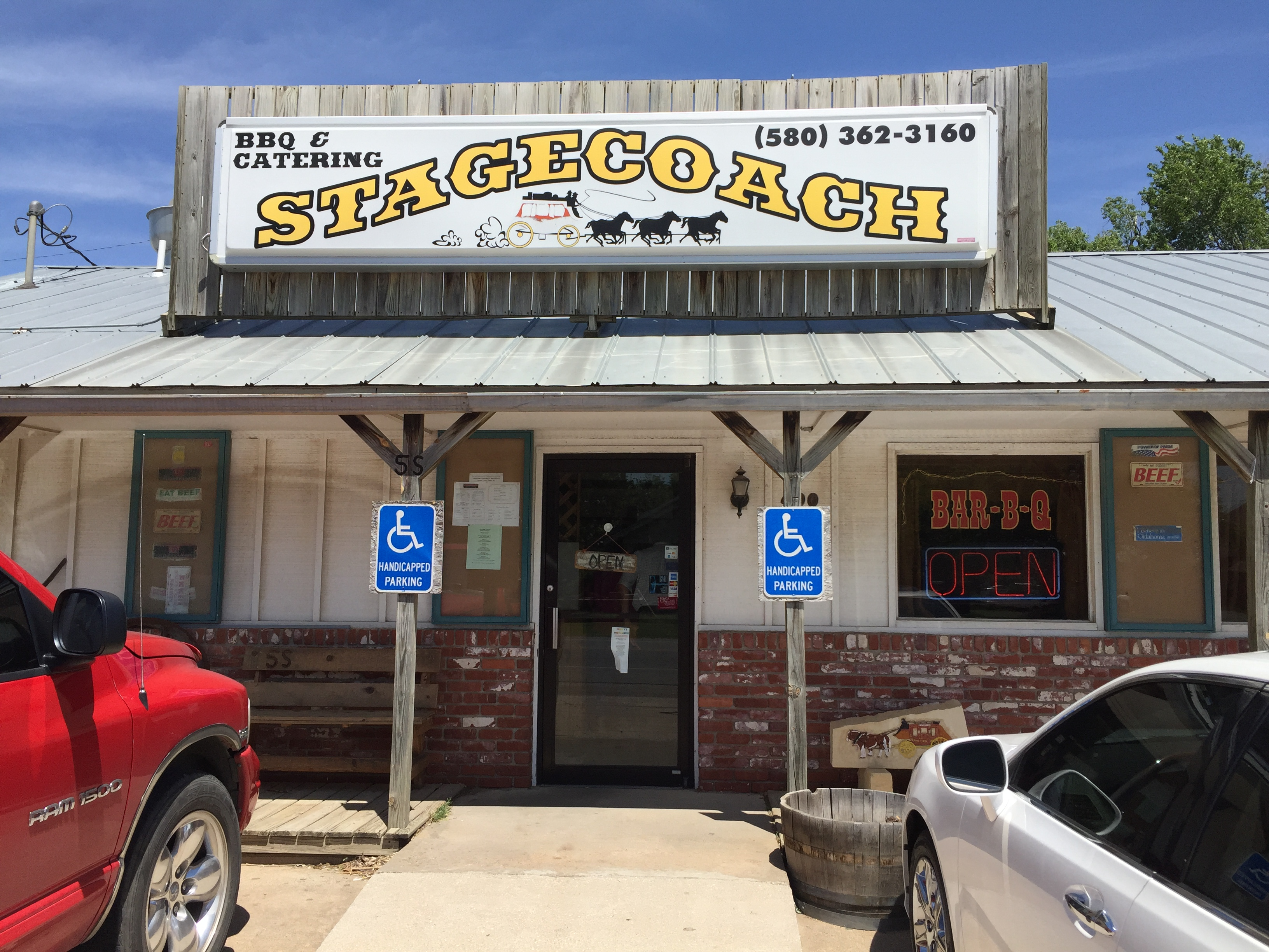 Stagecoach BBQ Restaurant and Catering