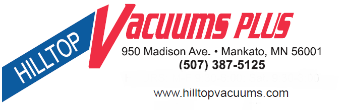 Hilltop Vacuums Plus