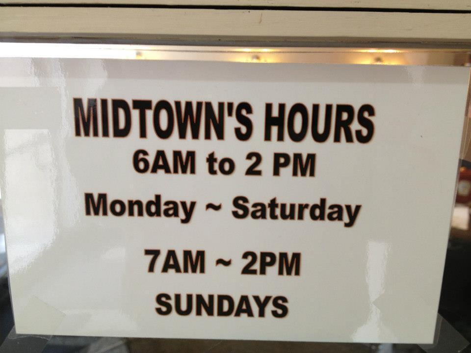 Midtown Cafe