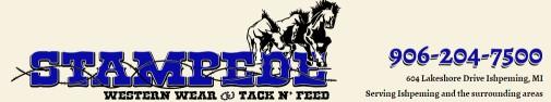 Stampede Western Wear--Tack & Feed