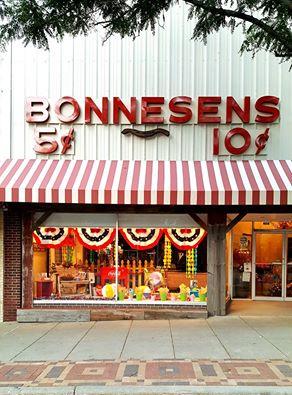 Bonnesen's 5 and 10