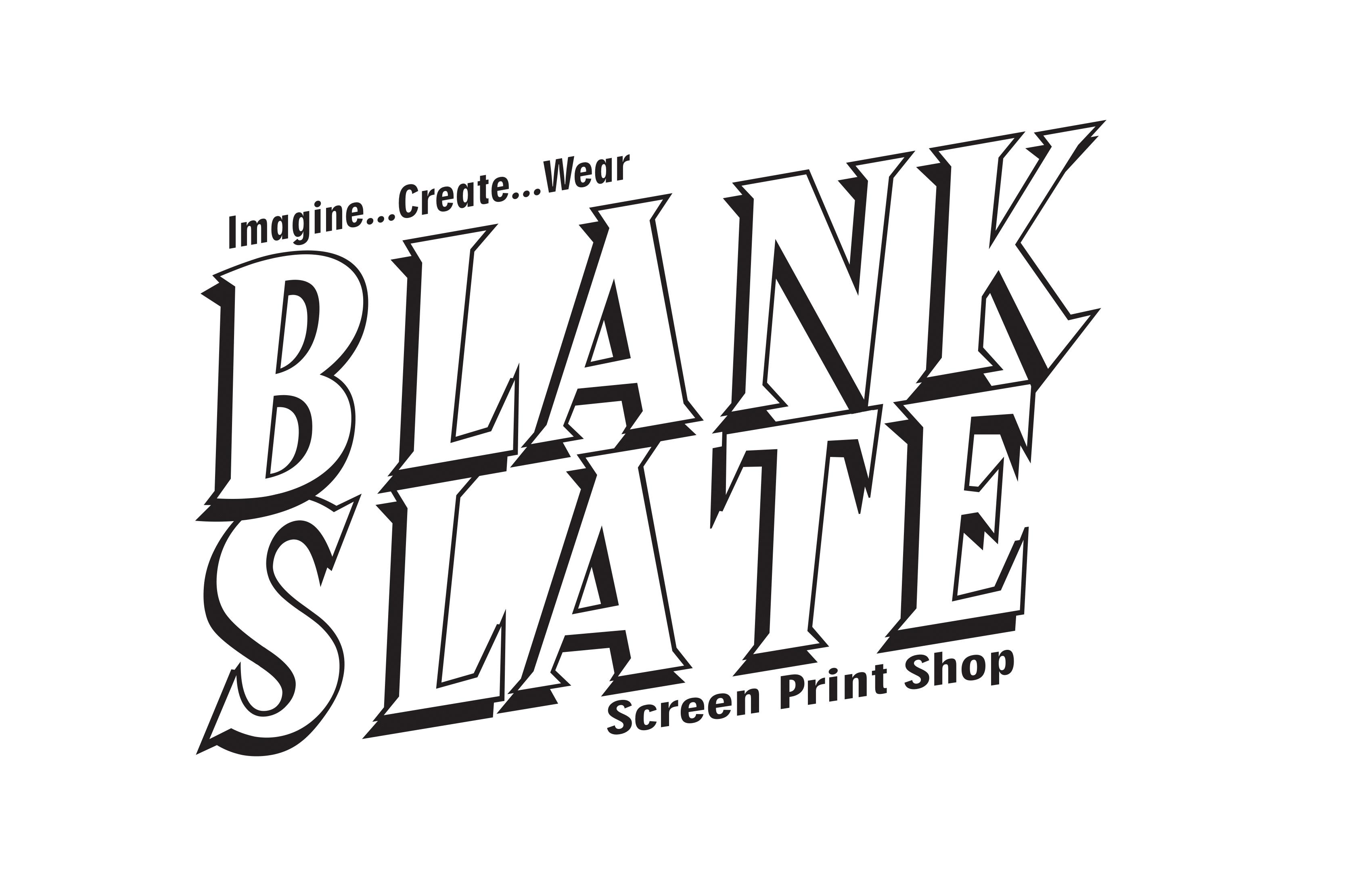 Blank Slate Screenprinting