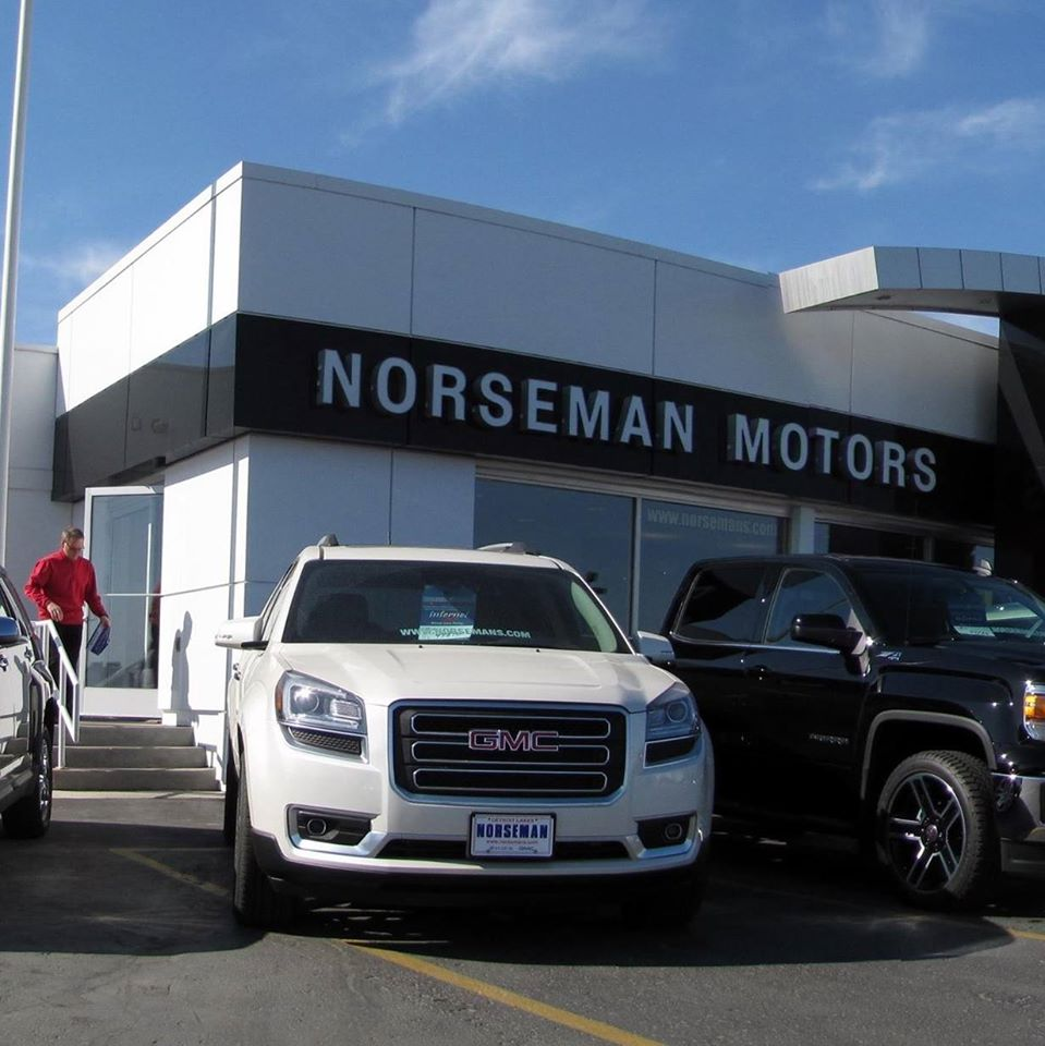 Norseman Motors Crew Cab Pick-Up Reconditioning