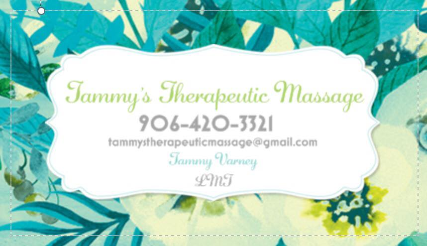 Tammy's Therapeutic Massage