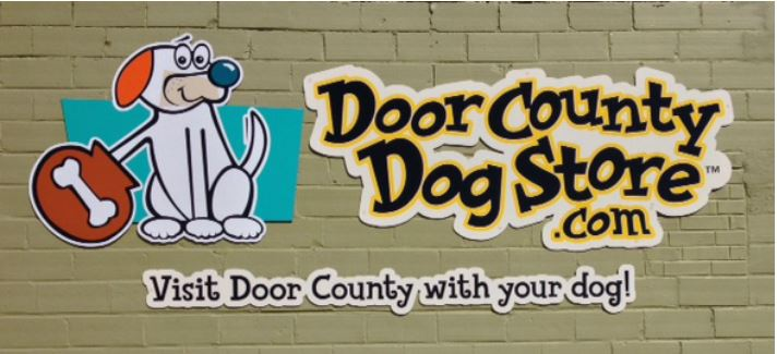 DOOR COUNTY DOG STORE HOME TO STOVE DOG BAKERY