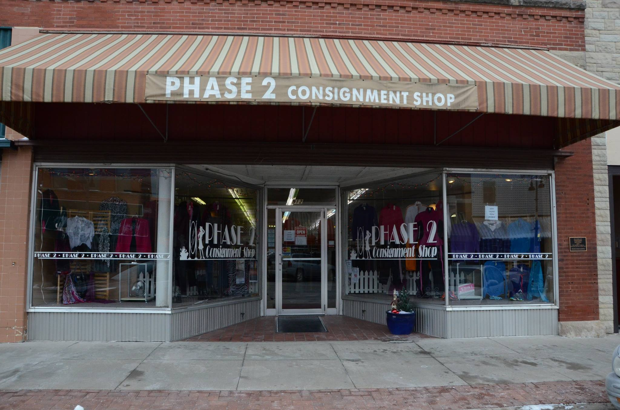 Phase 2 Consignment