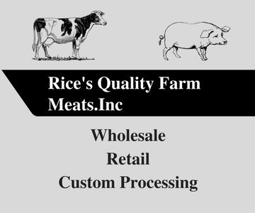 Rice's Quality Farm Meats