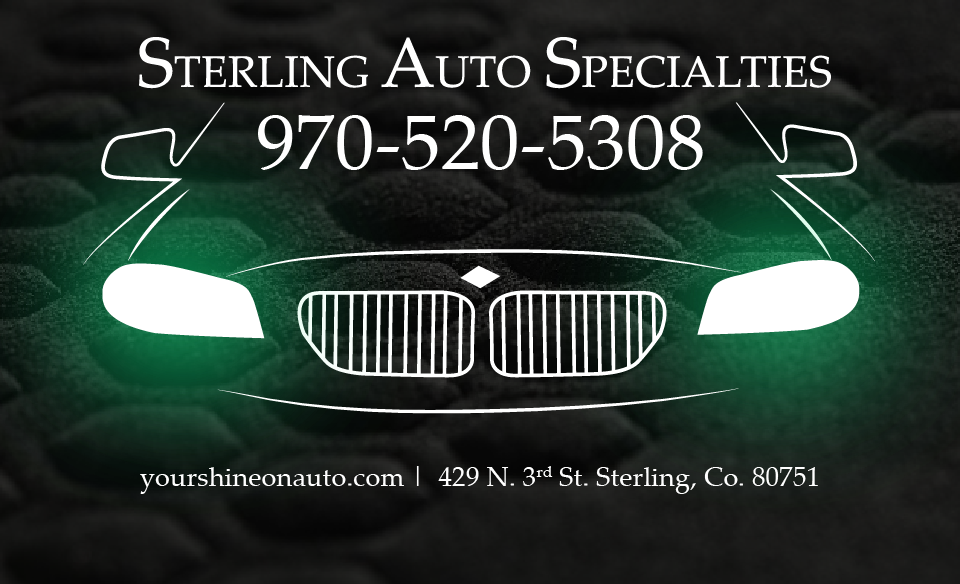 Sterling Auto Specialties