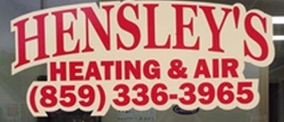 Hensley's Heating and Air