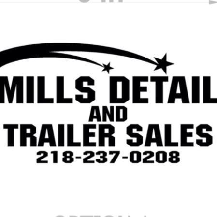 Mills Detail & Trailer Sales