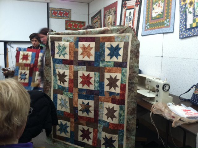 All About Quilts 50 Certificate