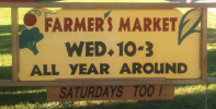 Wednesday Farmers Market