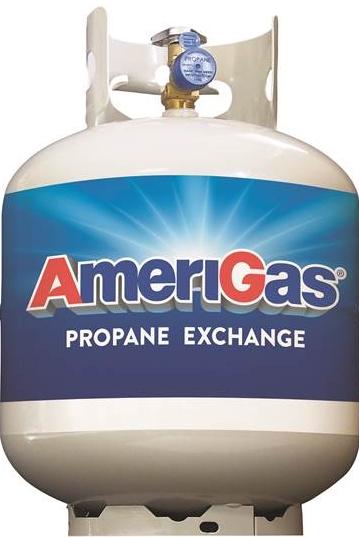 Amerigas 5 Gallon Propane Tank Exchange