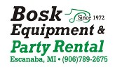 Bosk Equipment & Party Rental