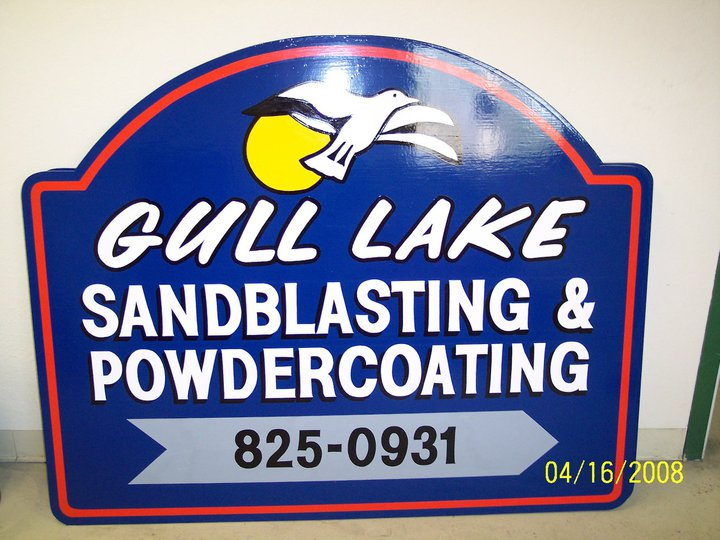 Gull Lake Sandblasting & Powder Coating