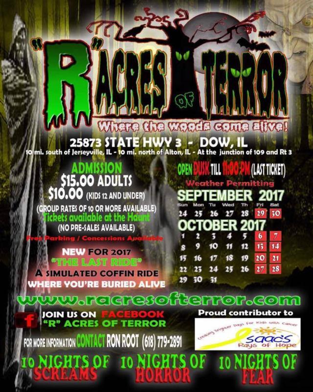'R' Acres of Terror