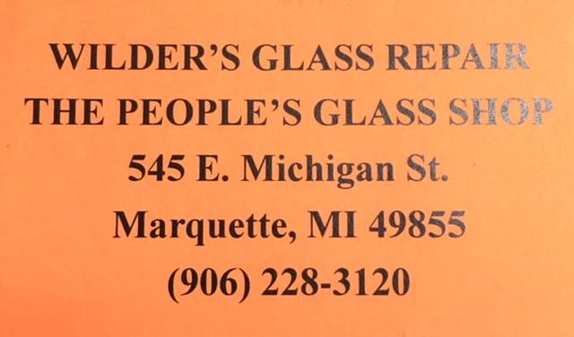 Wilder's Glass
