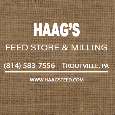 Haag's Feed Store & Milling