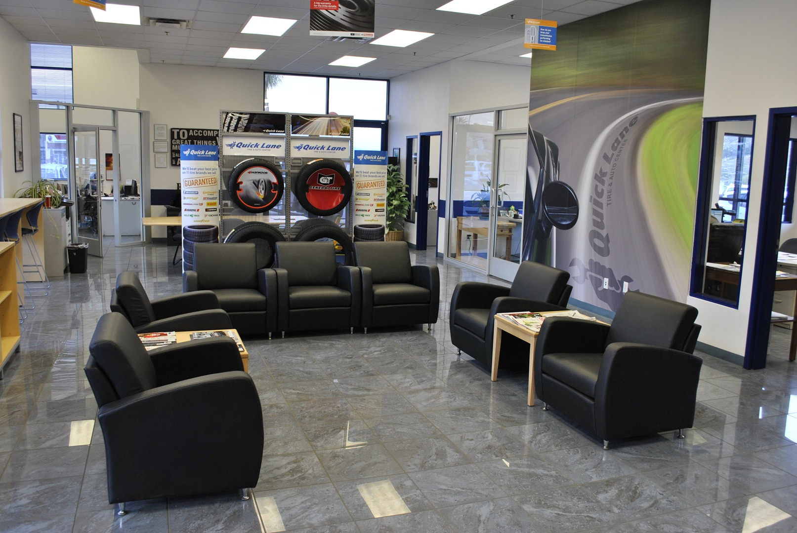 Coupons For Oil Change >> Quick Lane Tire & Auto Center $50.00 Certificate