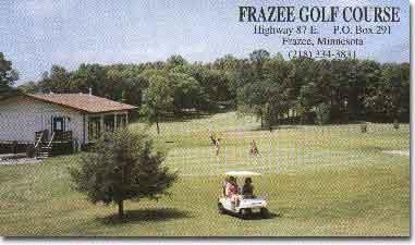 Frazee Golf Course