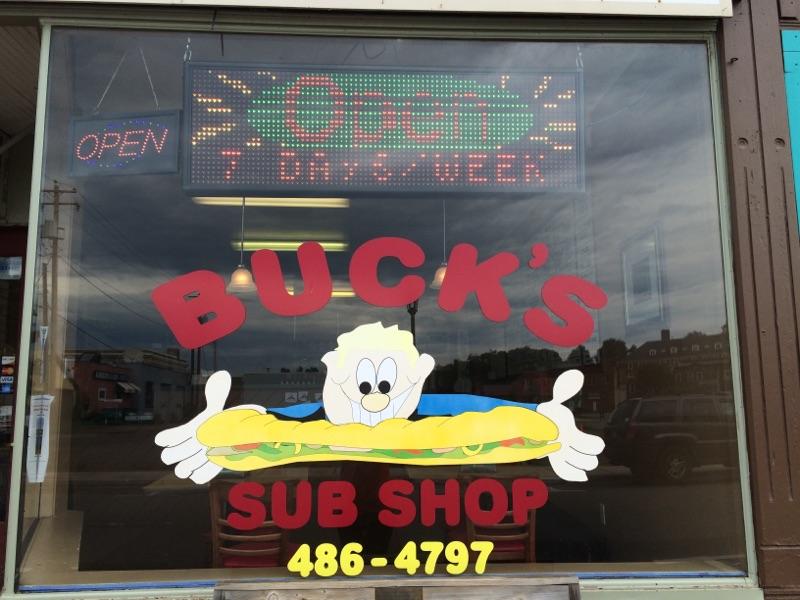 Buck's Sub Shop
